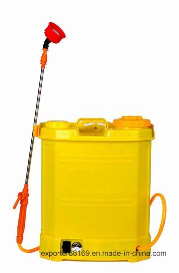 Electrical Knapsack Sprayer pictures & photos