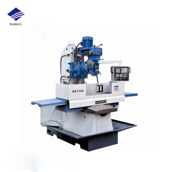 Mini CNC Machine Milling Xk7136 CNC Aluminum Milling