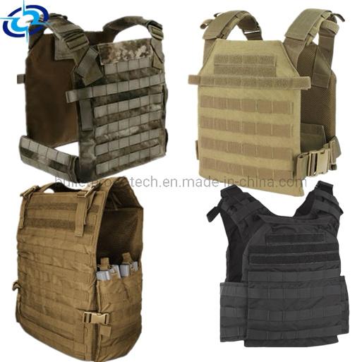 Military Protection Tactical Waterproof Ballistic Aramid Kelar/PE Bulletproof Vest