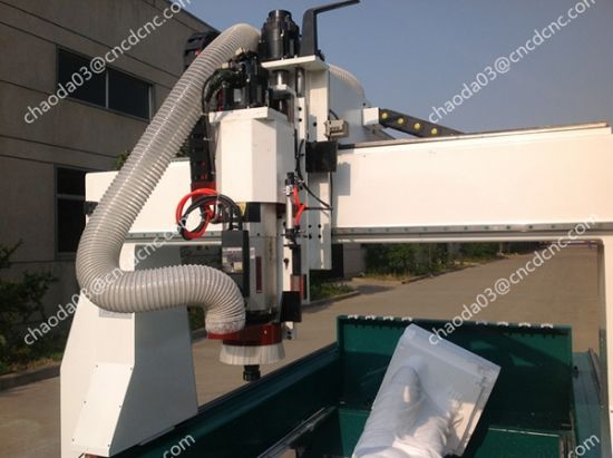 China CNC Router 4 Axis for EPS Styrofoam Mold Sculptures