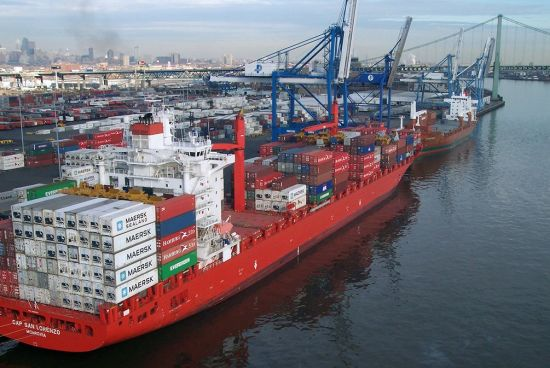 Ocean Freight to Philadelphia, PA Shipping Forwarder pictures & photos