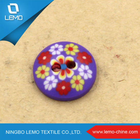 Colorful Plastic Shirt Button for Children Dress pictures & photos