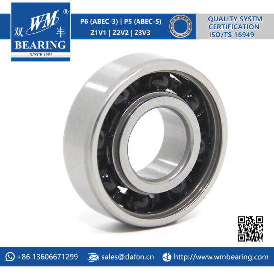 6303 High Temperature High Speed Hybrid Ceramic Ball Bearing pictures & photos
