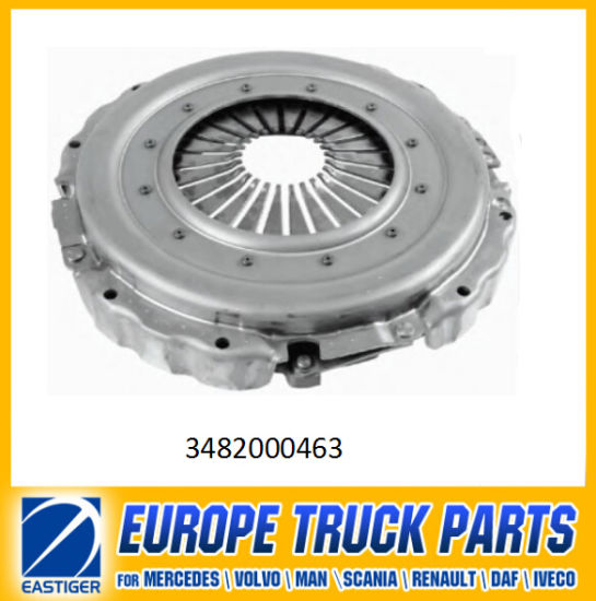 3400710017 Clutch Kit for Mercedes Benz Trucj Parts pictures & photos