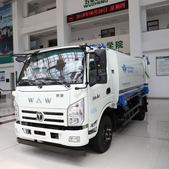 WAW Compression Compactor Waste Garbage Truck pictures & photos