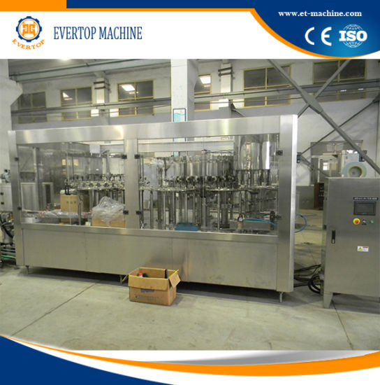 Best Quality Fully Automatic Carbonated Soft Drink Filling Machine pictures & photos