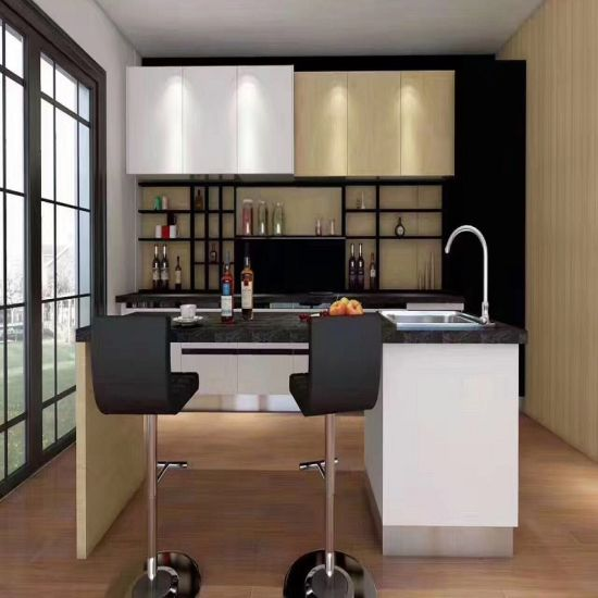China High Gloss Lacquer Door Factory Outlet Kitchen Cabinet ...