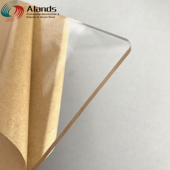 Jinan Alands Plastics Transparent Clear Crystal Cast Acrylic Sheet