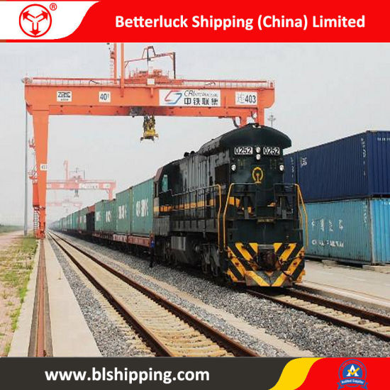 Railway Freight From China to Belarus Minsk Logistics Service pictures & photos