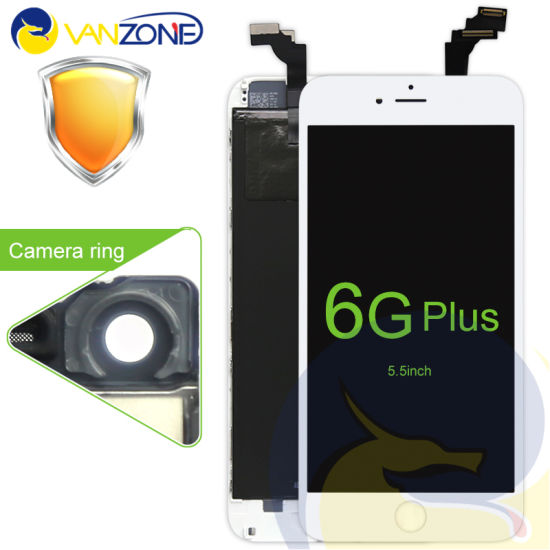2017 New Model LCD Screen for iPhone 6 Plus Touch Screen LCD Assembly