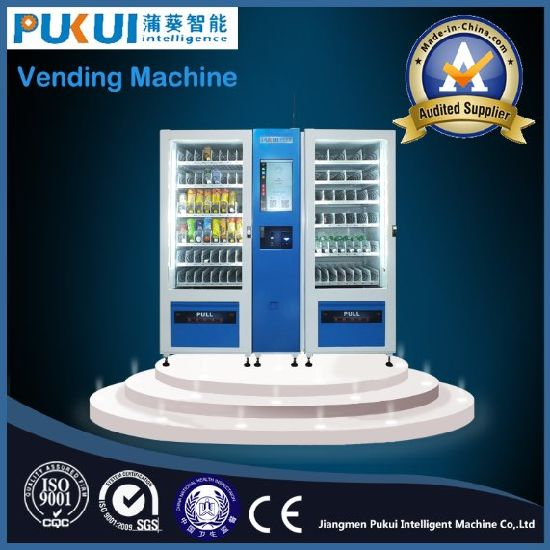 Cheap Security Design Coin Operated Vending Franchise
