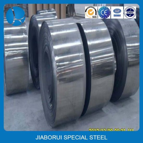 ASTM A240 316L Stainless Steel Strips Rolls From Factory pictures & photos