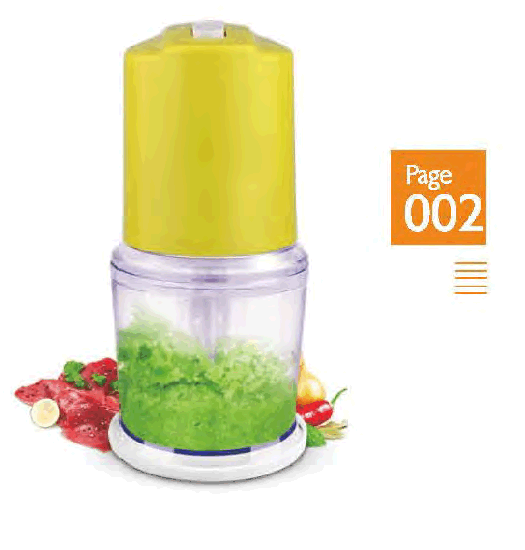 High Quality Home Appliances Kitchen Tools Blender No. Bl007