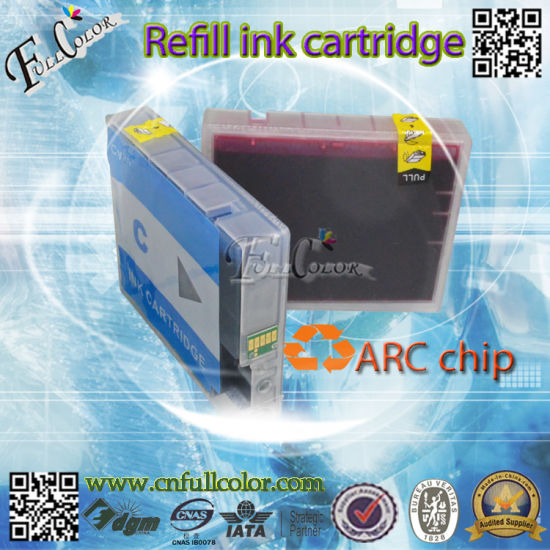 Replace Ink Cartridge for Canon Maxify MB5060 MB5360 Ink Refil System pictures & photos