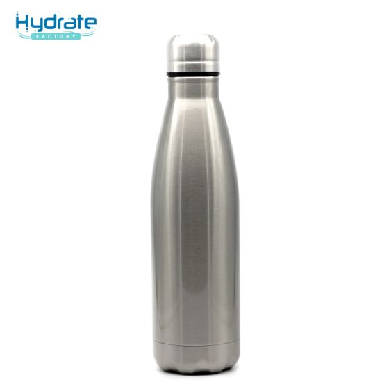 Double Wall Stainless Steel Insulation Vacuum Flask Water Bottle