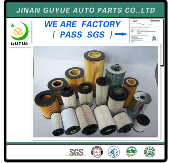 FAW HOWO Shacman Dongfeng Beiben Foton Truck Spare Parts Oil Filter