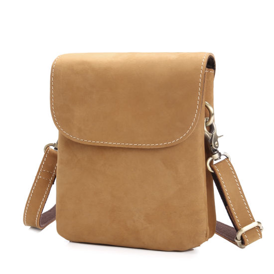 Fashion Designer Real Leather Shoulder Bags (RS-MS3852) pictures & photos