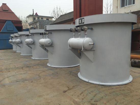 Material Silo Top Filter Cement / Concrete Silo Filter