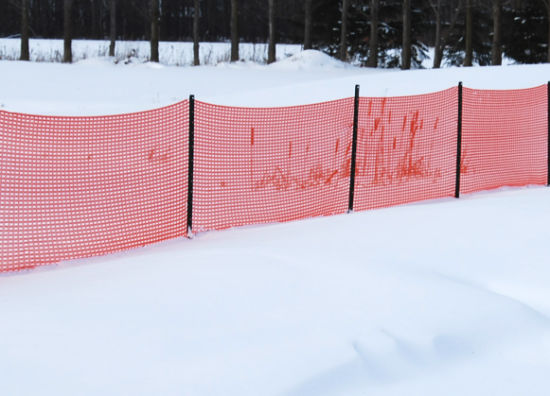 Good Quality 1X50yard Orange HDPE Safety Fence (CC-SR070/080-10026) pictures & photos