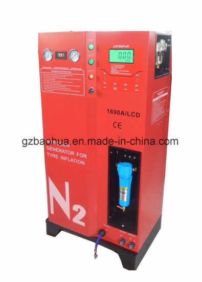 Semi-Automatic Tire Inflator /Car Tire Nitrogen Generator pictures & photos