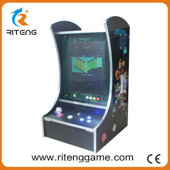 Pacman Mini Bartop Arcade with PAC Man Games pictures & photos
