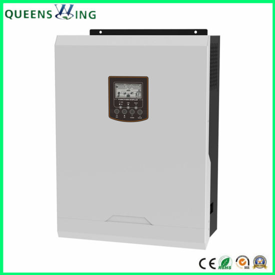 5kVA/5kw Solar Hybrid Energy Storage 5000W Pure Sine Wave Power Inverter pictures & photos