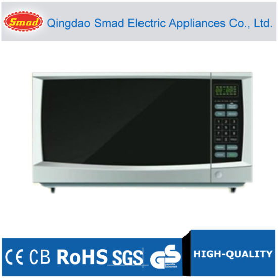 China 34l Home Use Countertop Microwave Oven With Grill