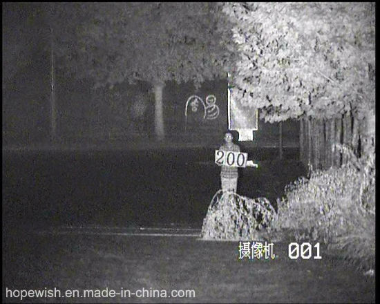 PTZ Outdoor IR Laser Camera with 808nm (400m Day 300 Night) pictures & photos