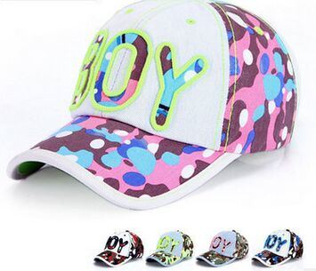 Custom Boy Logo Embroideried Baseball Cap in Various Size, Material and Design pictures & photos