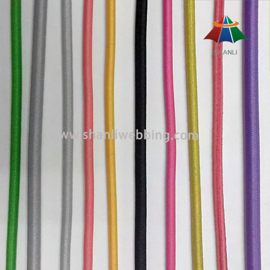 High Quality Elastic Rubber Rope for Garments
