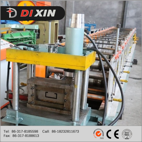 China Steel Profile / C Z Purlin Roll Forming Machine Prices