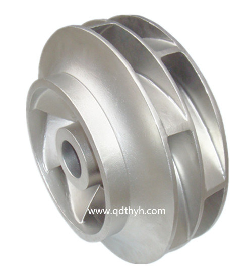 OEM Stainless Steel Precision Impellers Casting