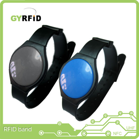RFID Wristbands NFC Band for Swimming Pool (WRA01)