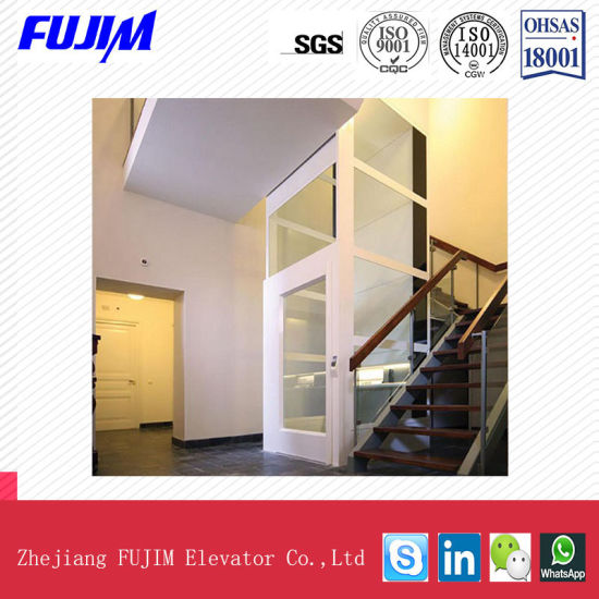 Bestseller Home Elevator Passenger Elevator Without Machine Room pictures & photos