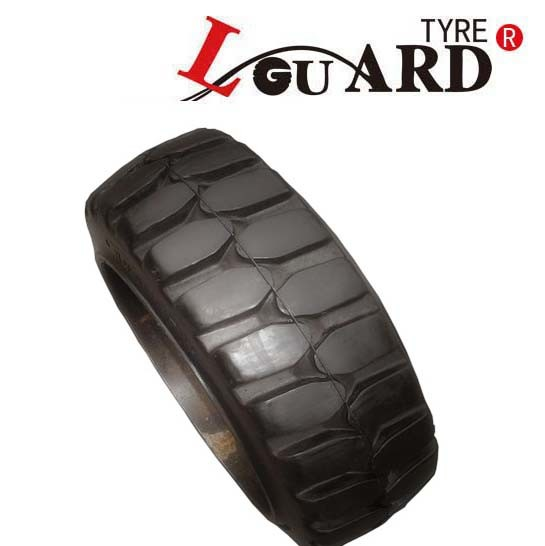 Forklift Solid Tire of China Manufacturer Wholesale