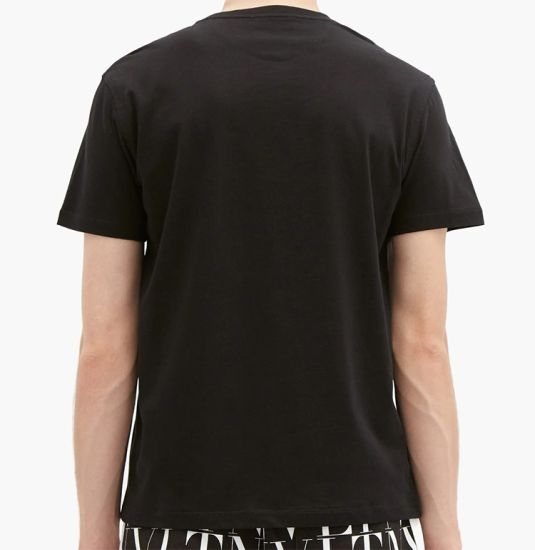 100% Cotton Custom Logo Printing Plain T Shirts