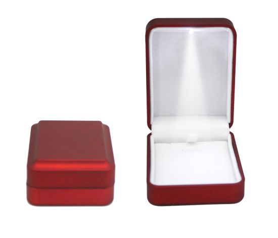 Personalised Magnetic Velvet Paper Packaging Jewelry Gift Box pictures & photos