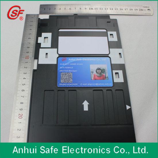 2016 Ink Printing Hico Magnetic Strip PVC Card