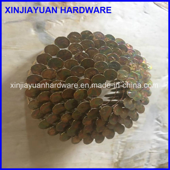 1-1/4′′ Coil Roofing Nail for Canada Market pictures & photos