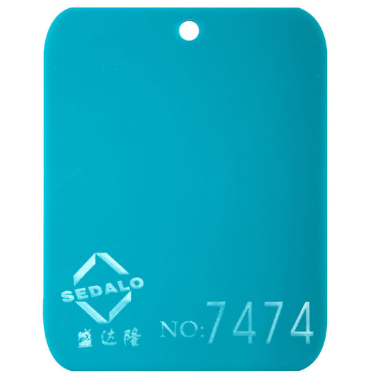 Imported Colored Cast Acrylic Sheet (SDL-7474)