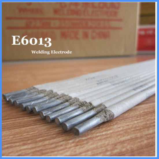 Carbon Steel E6013 Welding Rods Welding Electrodes pictures & photos