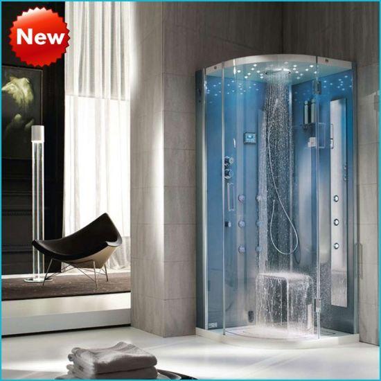 Luxury FM Radio Steam Shower Cabin, Steam Bath Cabin (SR9N002)