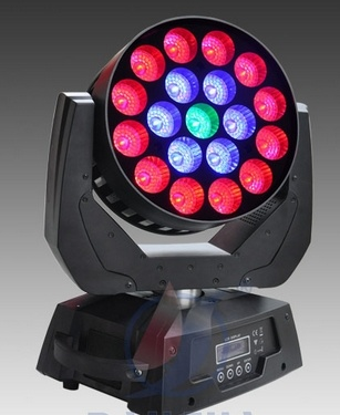 LED Club Lamp/Moving Head Light 15W*19
