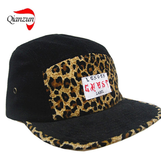 China 5panes Leopord Snapback Hats Quiet Life Camp Hat - China ... 7900136b2621