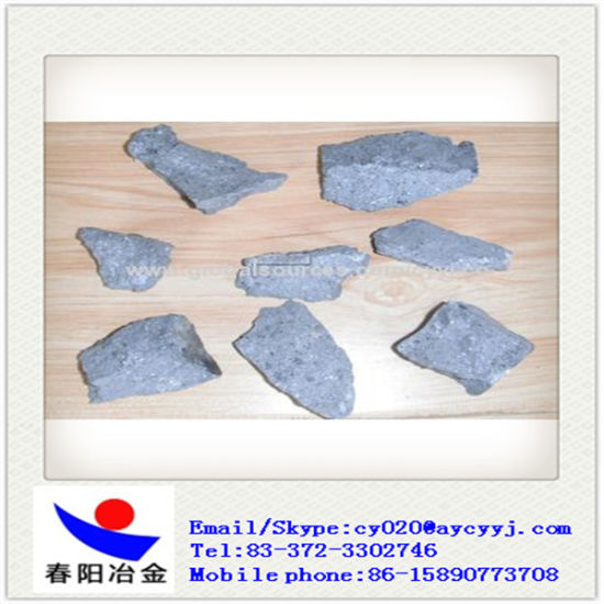 Ferro Silicon Aluminum Barium Calcium / Sialbaca Made in China pictures & photos