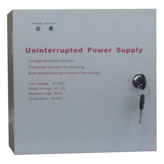 Uninterrupted Power Supply Controller with LED (PS-902) pictures & photos