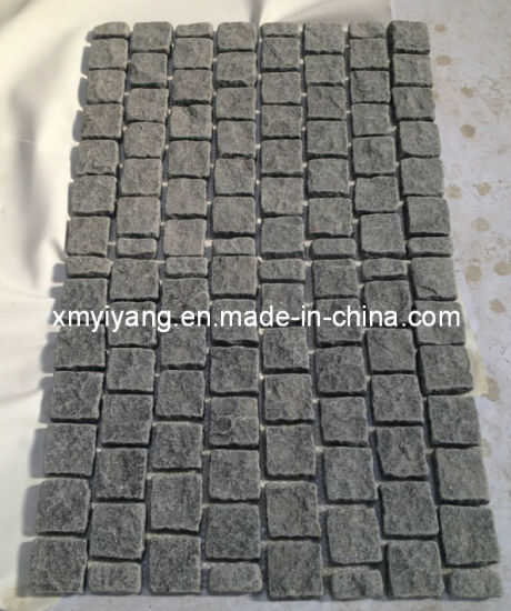 Granite Cobble Decoration Stone for Paving, Wall, Garden pictures & photos