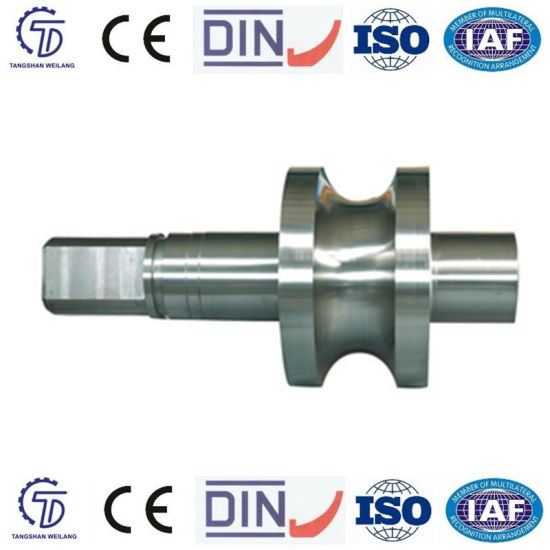 Stastic Casting Sgp Cast Iron Roll with Groove