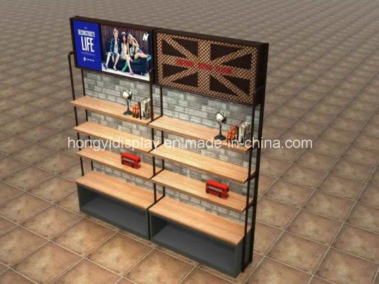 Shoes Shop Wall Shelf, Wall Unit, Wall Panel