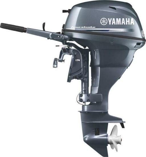 Image Of Cyclinders On F Yamaha Outboard Motor
